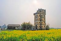 Kaiping Diaolou in Spring