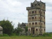 A five stories Kaiping Diaolou