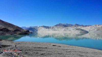 Visit Karakul Lake in Summer