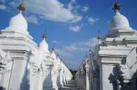 White Kuthodaw Pagoda