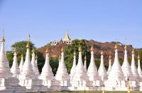 The site of Kuthodaw Pagoda