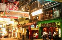 Lan Kwai Fong Night Life