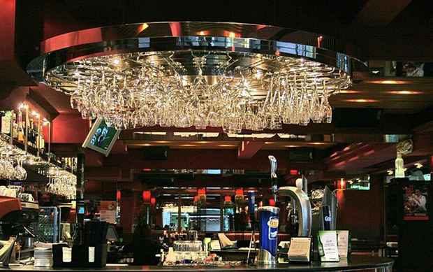 Lan Kwai Fong Well-decorated  Bar