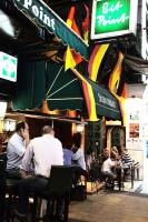 Lan Kwai Fong Leisurely Street Bar
