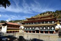 Tibetan monasteries of Langmasi