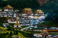 The Tibetan Buddhist architectures