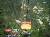 Qingdao Lao Mountain Cable Car