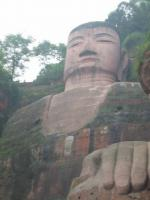 Leshan Giant Buddha Body