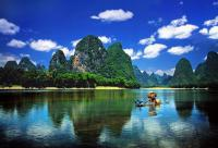 Li River Cruise Beauty