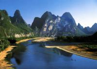 Li River Cruise Sight