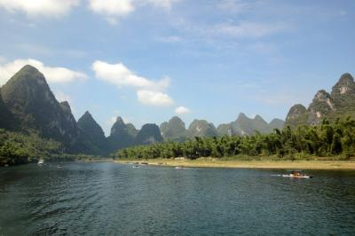 Beautiful Scenery of Li River