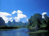 Li River Cruise Scenery