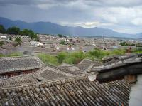 Lijiang Ancient Town Sight