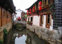 Lijiang Ancient Town Waterway