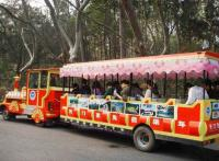 Linggu Temple Tourist Bus