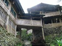wooden house longji