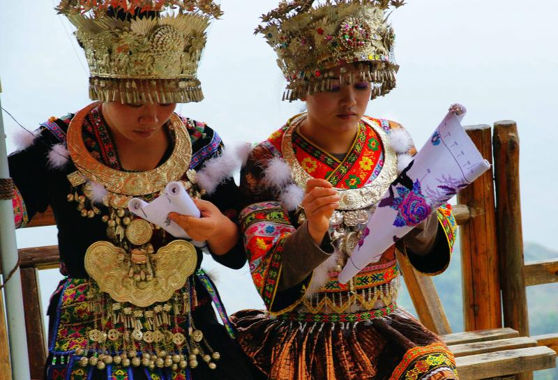 Longji Terraces Listed As Globally Important Agriculture Heritage