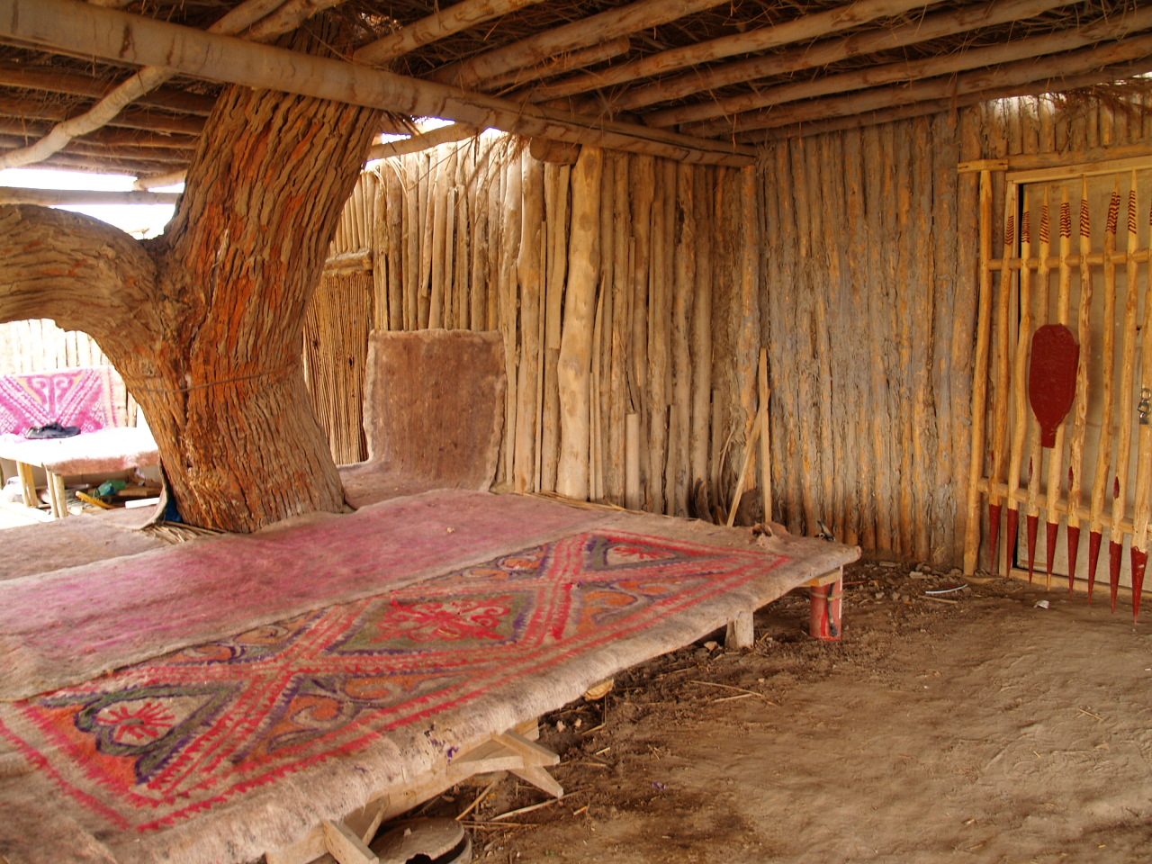 Special wooden living room lop nur village pictures for Living room specials