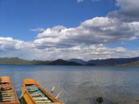 Lugu Lake Scenery