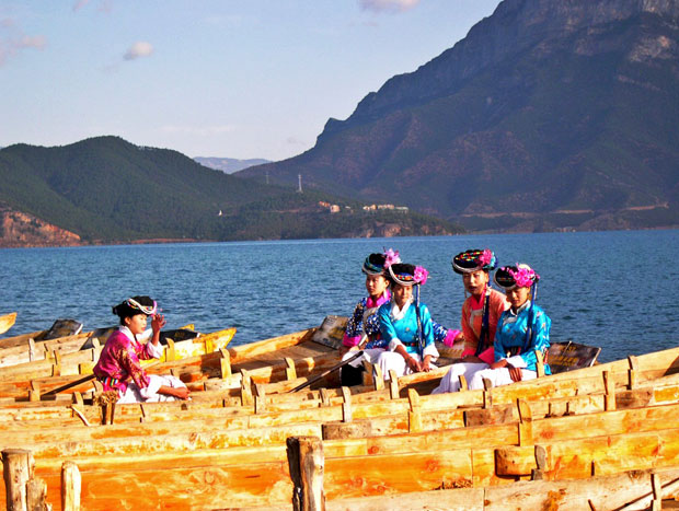 Lugu Lake and Mosuo People