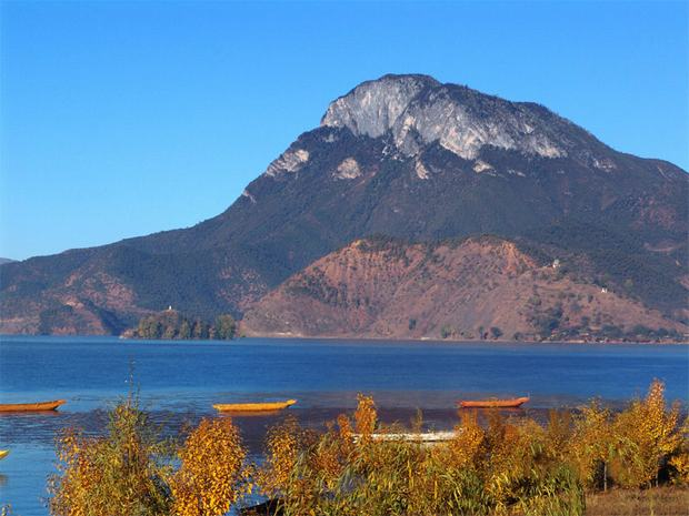 Lugu Lake Sight
