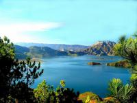 Picturesque Lugu Lake