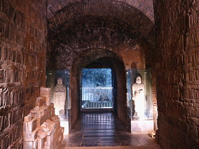 Luoyang Museum of Ancient Tombs Travel Photos