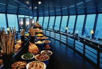 Macau Tower Revolving Restaurant