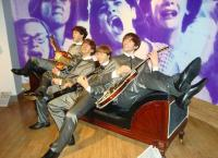 Madame Tussauds Wax Museum Hong Kong the Beatles Waxwork