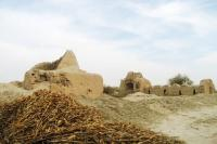Broken Earthen Houses