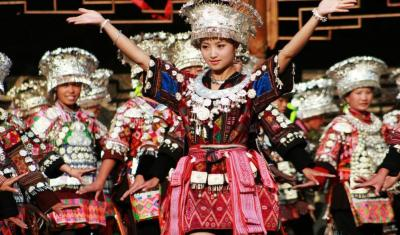 Experience the Romantic Ethnic Minority Customs in Mao'er Mountain Natural Reserve