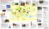 Map of Guangzhou Attractions