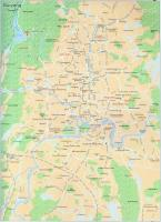 Detailed Guiyang Travel Map