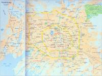 All-around Kunming City Map