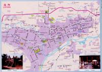 Detailed Luoyang Travel Map