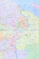Detailed Comprehensive Shanghai City Map