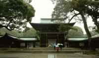 Meiji Jingu Shrine Architectures
