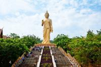 The Sacred Way to the Grand Buddha
