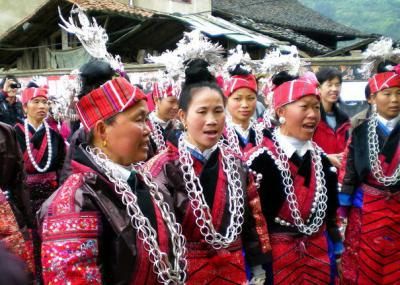 r6-Day Guizhou Miao Ethnic Sisters' Meal Festival Tour