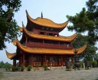 Yueyang Tower by Dongting Lake