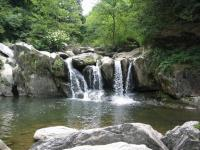 Waterfall at Mt.Lushan