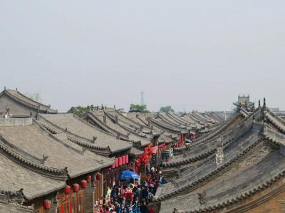 The Old Street of Pingyao Old Town