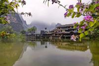 Zhuang Villages at Mingshi Scenic Area