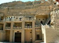Mogao Caves Structure