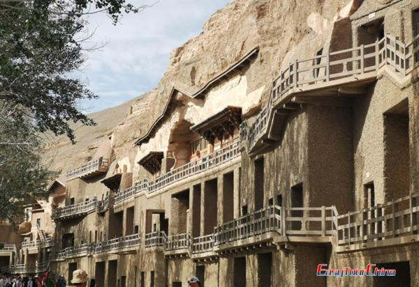 Mogao Grottoes Picture