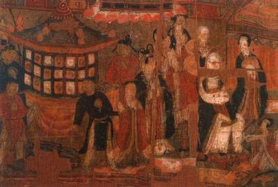 Mogao Caves Mural