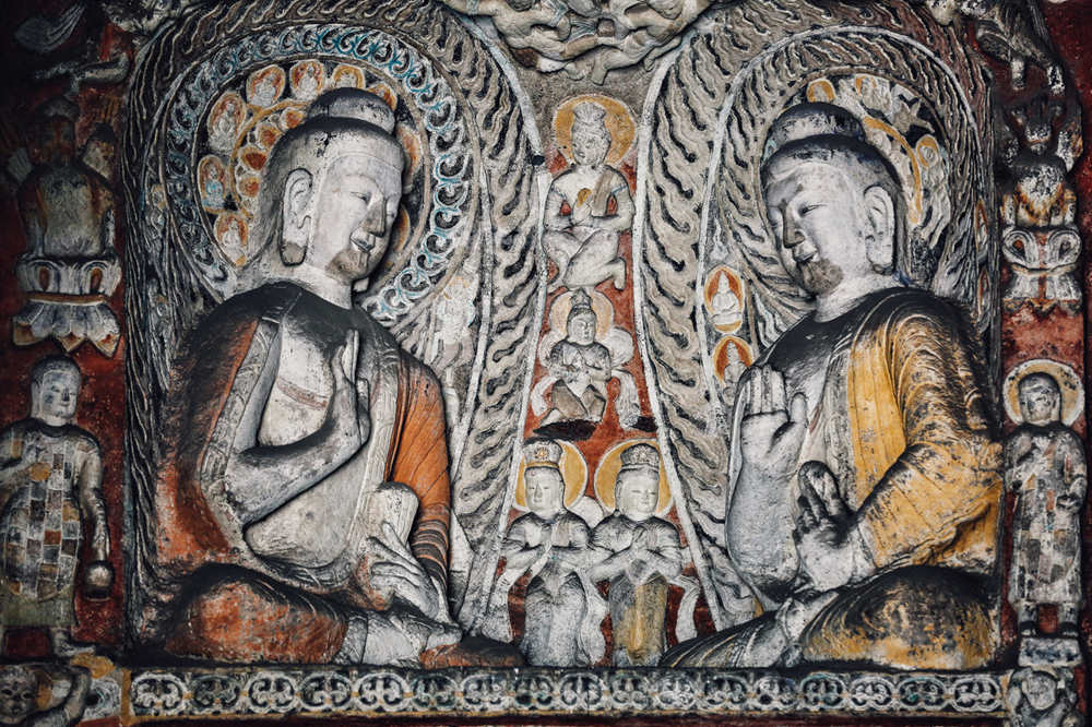 Silk Road adventure to Mogao Grottoes