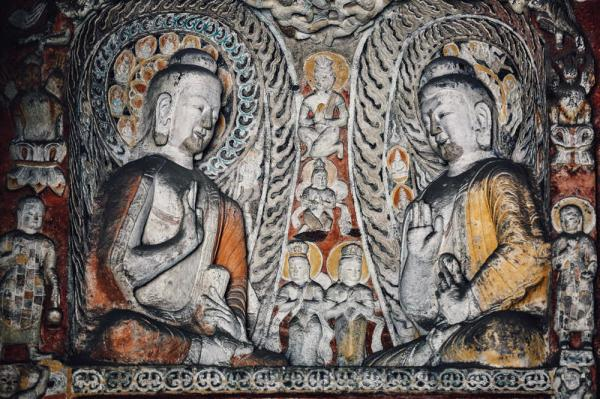 the Murals of Mogao Caves