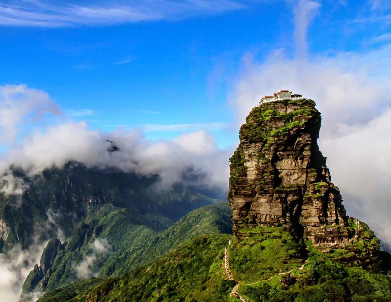Travel to Guizhou