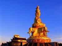 Mt. Emei Sculpture